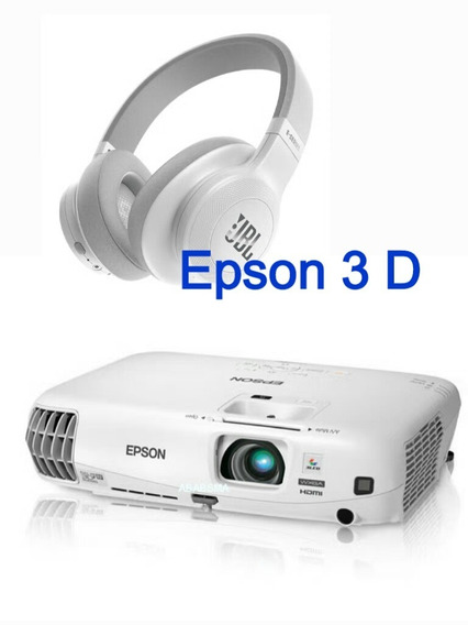 Video Beam Epson S17/3d Super Combos Promocionales!