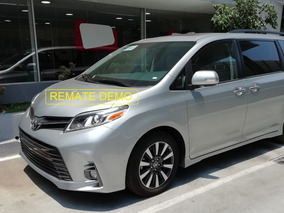 Toyota Sienna Limited 2019 Demo Remate