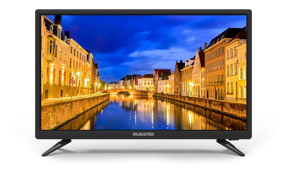 Tv Led Monitor Panavox 24 Hd Usb Hdmi Isdb-t Stereo - Otec