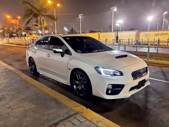 Subaru Wrx 2016 Versión Top-full