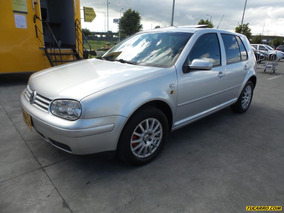 Volkswagen Golf Highline Mt 2000cc 5p