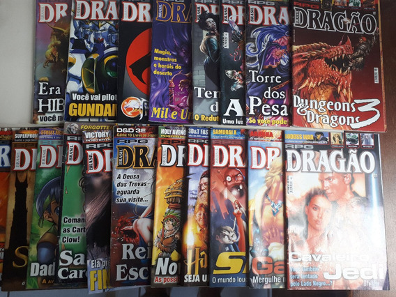 Revista Dragão Brasil