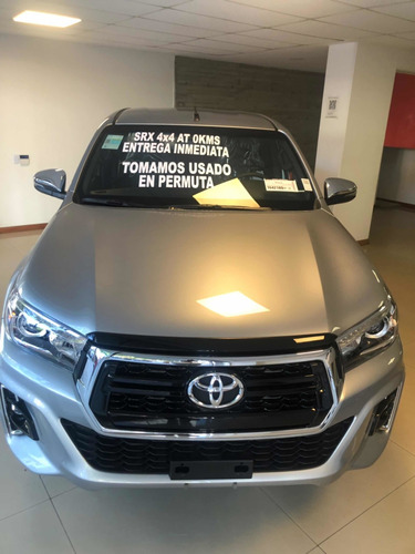 Toyota Hilux 2.8 Cd Srx 177cv 4x4 At 2020