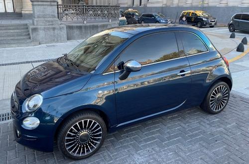 Fiat 500 1.4 16v Lounge En Garantia Cuasi Okm!!!