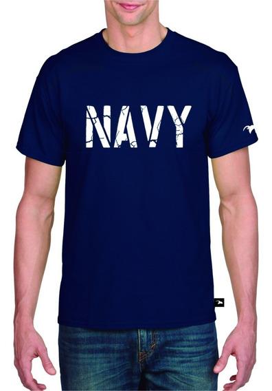 Remera Navy Naval Eagle Claw Importadas