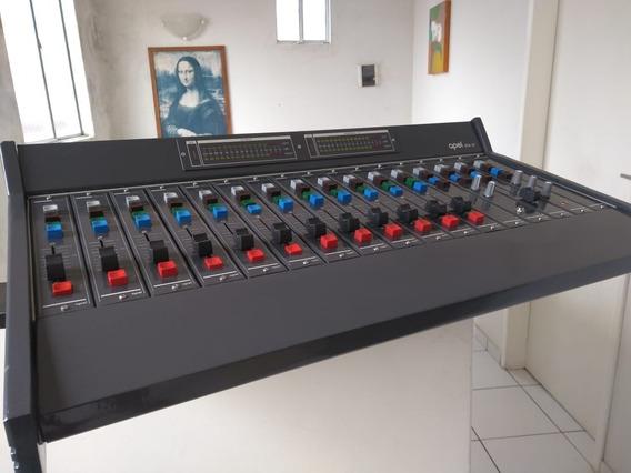 Mesa De Áudio Apel 24 Canais Para Radio Fm A Mais Nova !