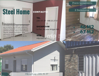 Kits Steel Home - Casas Prefabricadas