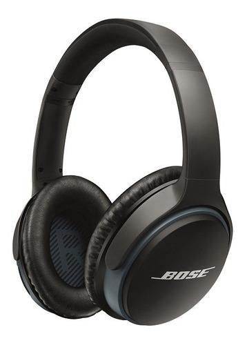 Imagem 1 de 6 de Fone De Ouvido Bose Preto Soundlink Around Ear Bluetooth