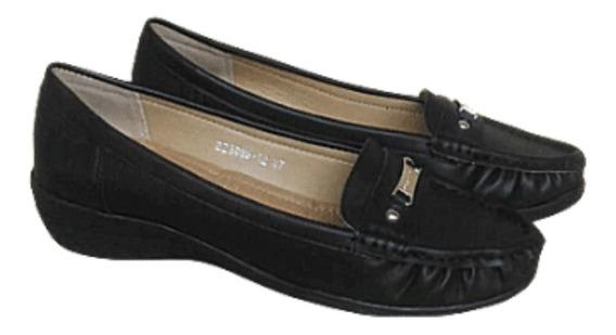 Zapato Mujer Mocasin Dama Super Confort Muy Livianos