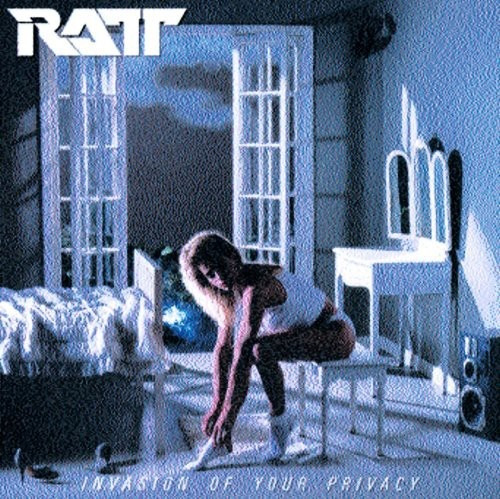 Ratt Invasion Of Your Privacy Cd Us Import