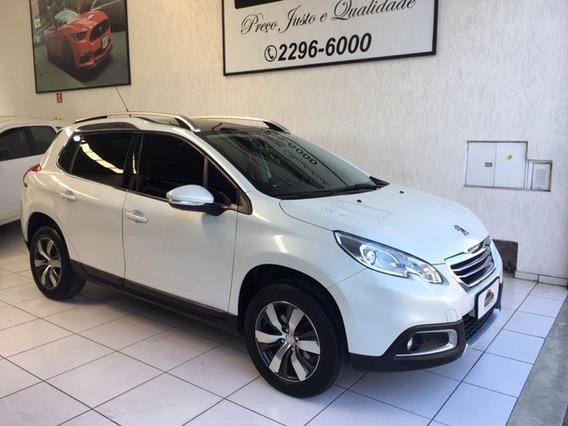 Peugeot 2008 1.6 16v Flex Griffe 4p Automático 2015/2016