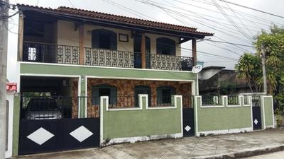 Casa Assobradada Para Venda No Mutuá Em São Gonçalo - Rj - 351
