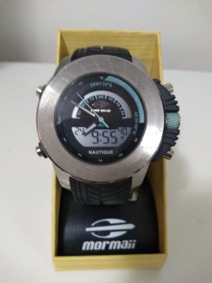 Relógio Mormaii Masculino Nautique Mova0018