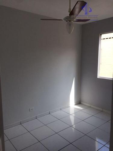 Apartamento À Venda, 42 M² Por R$ 130.000,00 - Jardim Amazonas - Campinas/sp - Ap0908