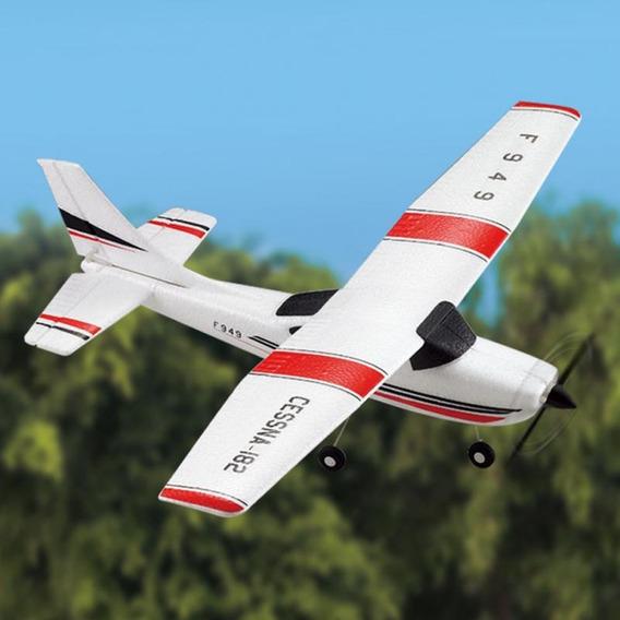 Dia Da Criança Avião Rádio Controle Cessna Pronto Para Voar