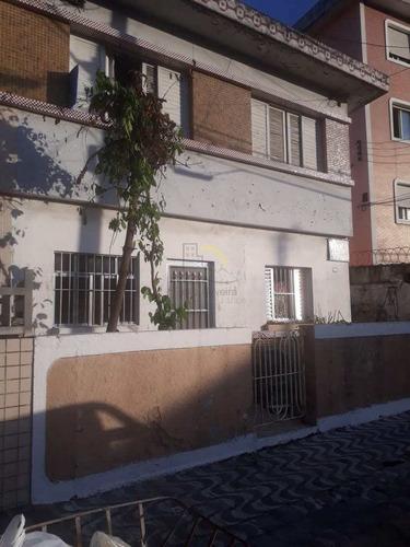 Sobrado Com 4 Dorms, Jardim Independência, São Vicente - R$ 390 Mil, Cod: 2398 - V2398