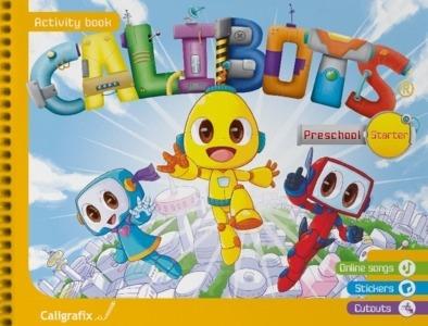 Calibots Starter Preschool Caligrafix