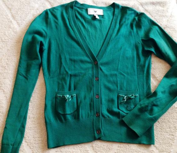 Saquito Kosiuko Verde L Original Hermoso!!!!!!!