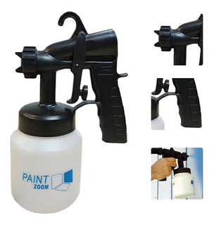Gatilho De Reposição Original Paint Zoom,gun, Fácil, Easy