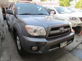 Toyota 4runner Limited 3 Filas Ba Abs Piel Qc At Gris 2007