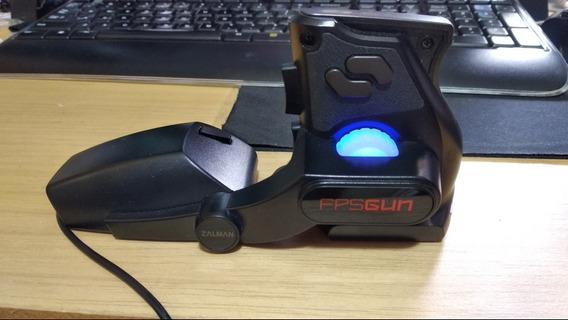 Mouse Zalman Fg1000 Ergonômico Gamer Fps