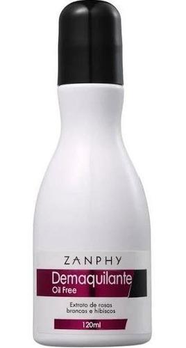 Zanphy - Demaquilante - Rosas Brancas E Hibiscos
