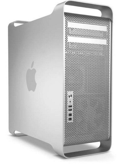 Apple Mac Pro A1289 Mc561bz 1tb 6gb Dual Xeon Vitrine