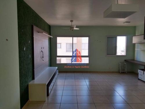 Imagem 1 de 23 de Apartamento Com 2 Dormitórios À Venda, 70 M² Por R$ 330.000,00 - Vila Santa Catarina - Americana/sp - Ap1293