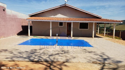 Chácara Para Venda Em Bragança Paulista, Atibaiano, 3 Dormitórios, 1 Suíte, 2 Banheiros - 730