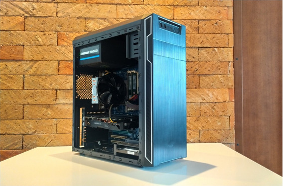 Pc Gamer Core I5 2500k Z68 8gb Ddr3 Rx 580 Gm500 80+ Pfc Ati
