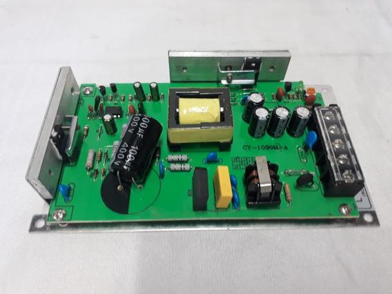 Fonte Chaveada Estabilizadora 12v - Amp - 80w (nova)