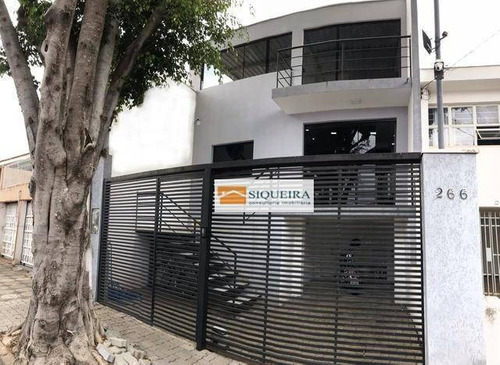 Prédio À Venda, 240 M² Por R$ 720.000 - Vila Trujillo - Sorocaba/sp - Pr0016