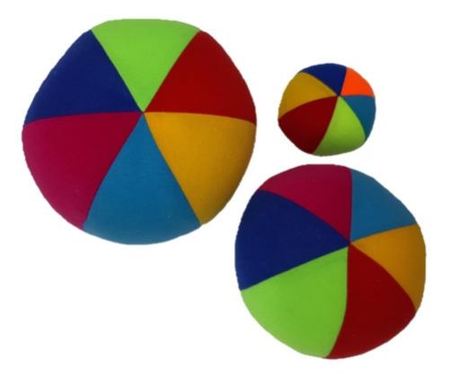 Balon De Estimulacion Kit X3