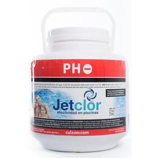 Corrector De Ph Menos Piscinas Jetclor Por 1 Kilo