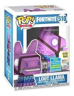 Funko Pop! Fortnite Loot Llama 510 Original Scarlet Kids