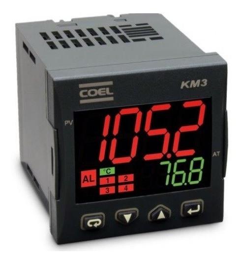 Controlador Com Rampas E Patamar De Temperatura Km3 Cerveja
