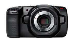 Blackmagic Design Pocket Cinema Camera 4k, Retire Hoje!