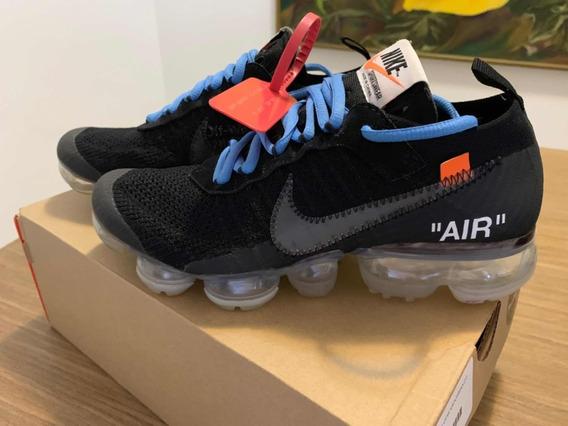 Nike Vapormax Off White Original .(acompanha Nota Fiscal)