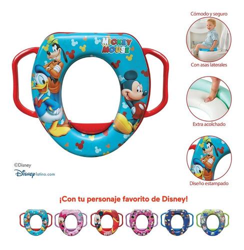 Imagen 1 de 4 de Entrenador De Baño Para Bebé Mickey Y Amigos Disney Priori