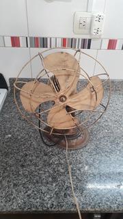 Ventilador Antiguo Funcionando Perfecto