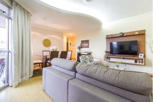 Imagem 1 de 17 de Apartamento 03 Quartos Com Suite E Varanda - 23595