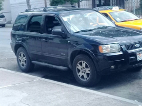 Ford Escape 3.0 Xlt Piel At 2002