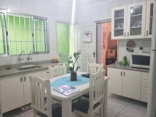 Casa Com 2 Dormitórios À Venda, 95 M² Por R$ 290.000,00 - Parque Colonial - São Paulo/sp - Ca3100
