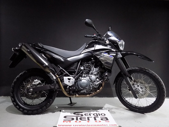Yamaha Xt660r Negra 2018