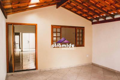 Casa Com 3 Dormitórios À Venda, 131 M² Por R$ 370.000 - Parque Industrial - São José Dos Campos/sp - Ca4550