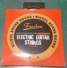 Cuerdas Para Guitarra Electrica Marca Freedom