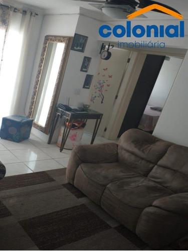 Apartamento Com 02 Quartos No Jardim Das Acácias Em Várzea Paulista Sp - Ap01248 - 68800183