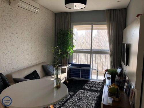 Apartamento Com 2 Dorms, Gonzaga, Santos - R$ 490 Mil, Cod: 18581 - V18581