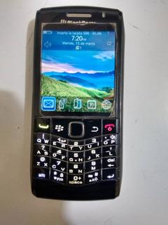 Blackberry Pearl 2 Con Detalle (10 Ver Des)