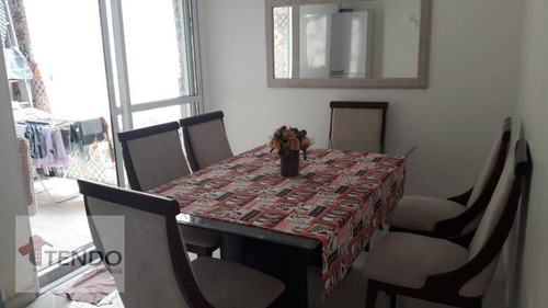 Imagem 1 de 23 de Imob01 - Casa 110 M² - 2 Dormitórios - 2 Suítes - Campestre - Santo André/sp - Ca0181